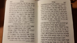 I am going to Pray Mincha with a minyan to give special thanks to G-d who cares for me.