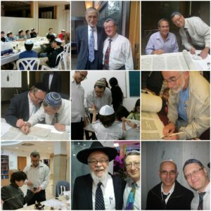 Customers and Rabbis